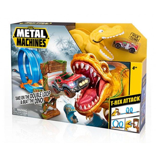 Metal Machines T-Rex Attack