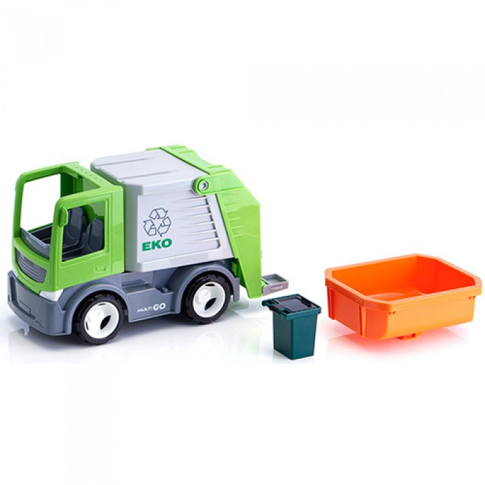 1+2 WASTE COLLECTOR